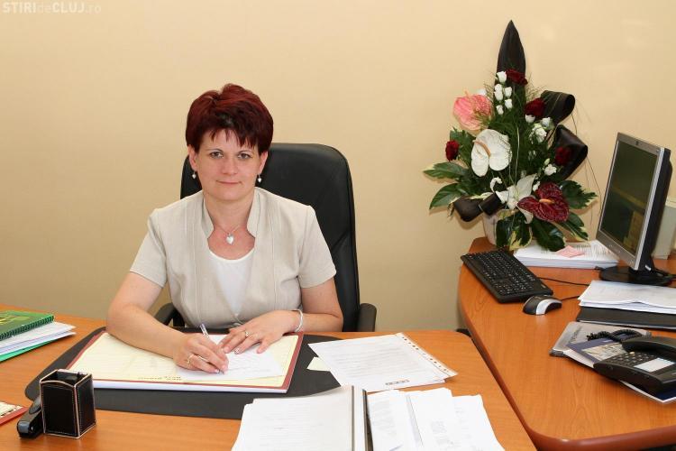 Anna Horvath, fostul viceprimar al Clujului, condamnată cu suspendare. A acceptat târgul pentru a scăpa