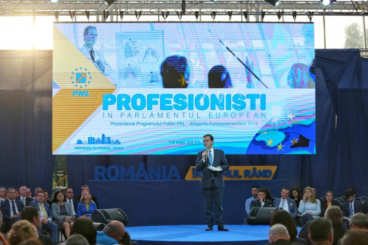 Programul PNL pentru europarlamentare. Profesioniștii care duc România în primul rând al Europei
