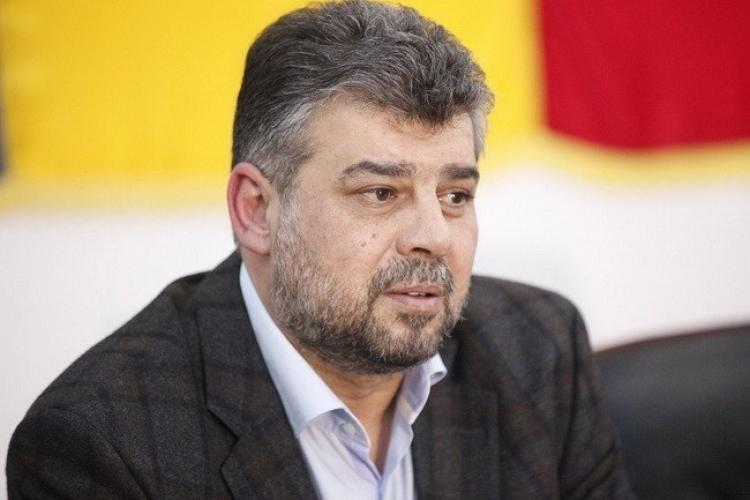 Marcel Ciolacu este noul președinte al Camerei Deputaților
