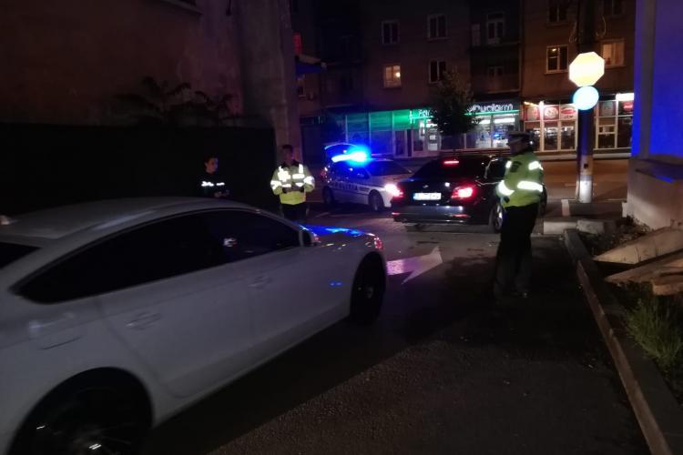 Razie de amploare la Cluj, pe timp de noapte. Câți infractori au fost depistați FOTO