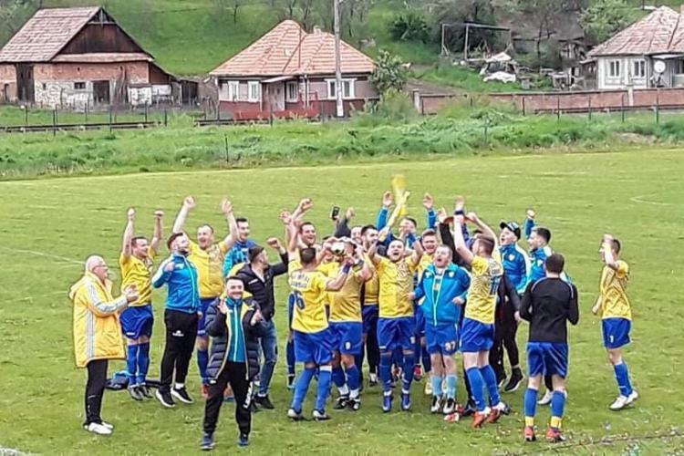 Viitorul Gârbău este campioana Ligii a cincea - VIDEO