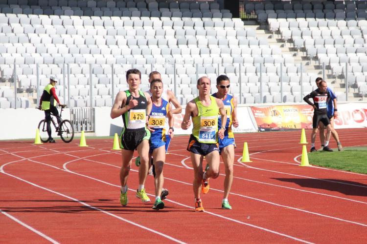 Campionatele Internaționale de Atletism ale României au loc pe Cluj Arena