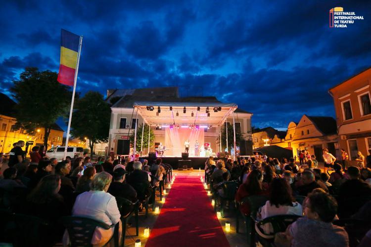 Festivalul Internațional de Teatru Turda are loc în perioada 28 iunie – 7 iulie