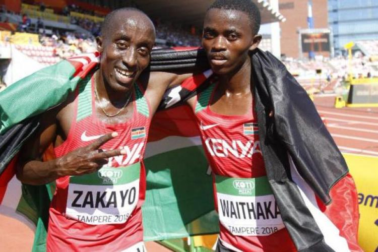 Un sportiv african face rumoare! Pretinde că are 17 ani, dar arată de 50