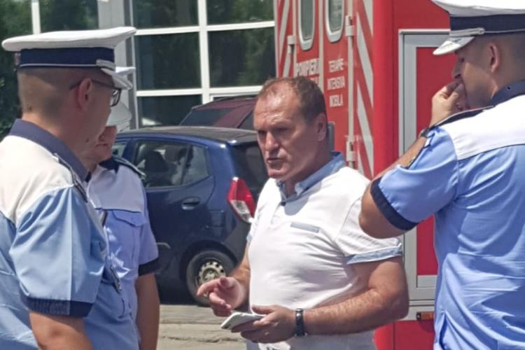 Accidentul mortal de la Coratim, provocat de milionarul Dumitras FILMAT de camerele VIDEO