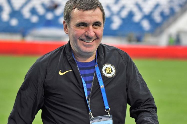 Gheorghe Hagi l-a atacat dur pe Lucescu Jr., care a spus că actuala națională U21 nu va salva fotbalul românesc