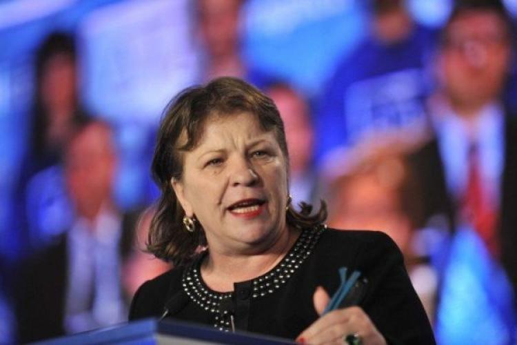 """Norica Nicolai a """"spart"""" 500 de euro pe zi DIURNĂ din fondurile de la Parlamentul European"""
