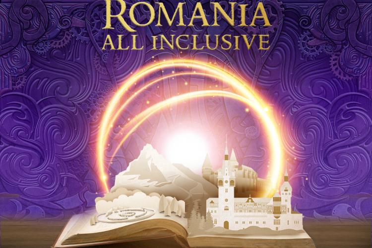 """""""ROMÂNIA ALL INCLUSIVE"""" - campania care deschide porțile României zecilor de mii de turiști străini ce ajung la UNTOLD și NEVERSEA!"""