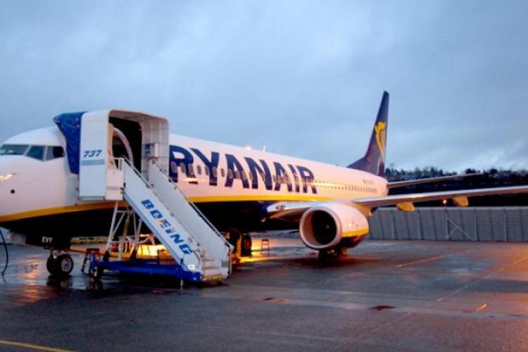 Zbor Ryanair București-Timișoara amânat 4 ore pentru că... s-a furat o piesă din avion