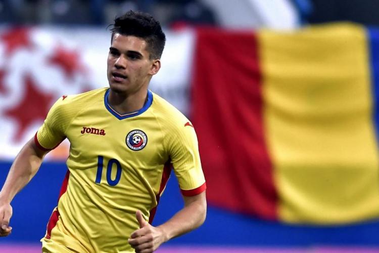 Ianis Hagi are ofertă de 8 milioane de euro