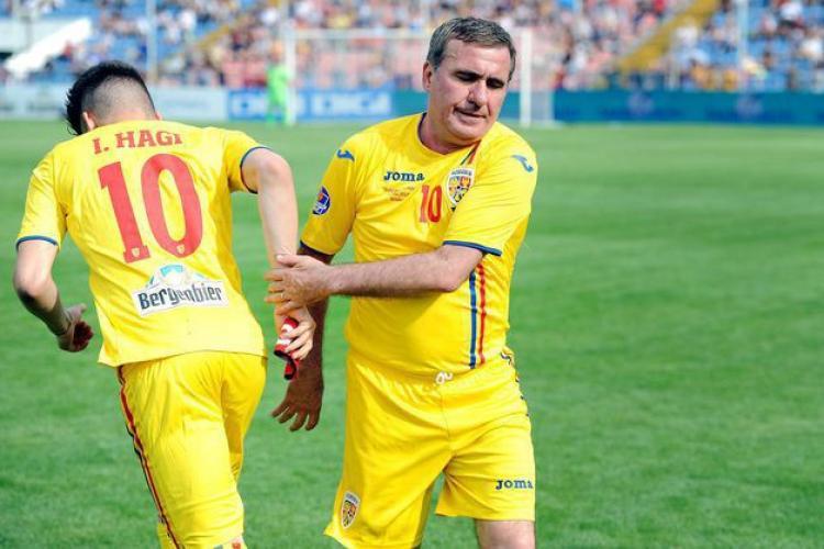 Gheorghe Hagi, cuvinte frumoase după România - Anglia: 4-2