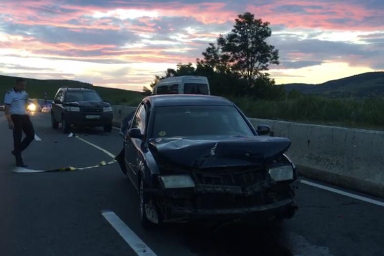 Un nou accident la Vâlcele. Două persoane au fost rănite VIDEO