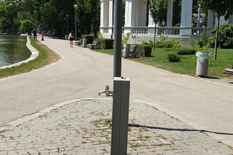 Zeci de cișmele de apă potabilă amplasate în Cluj-Napoca. Vezi unde se găsesc