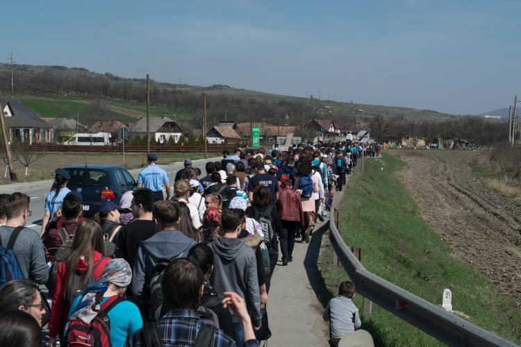 Măsuri suplimentare de siguranță la Cluj și la Mănăstirea Nicula, de Rusalii