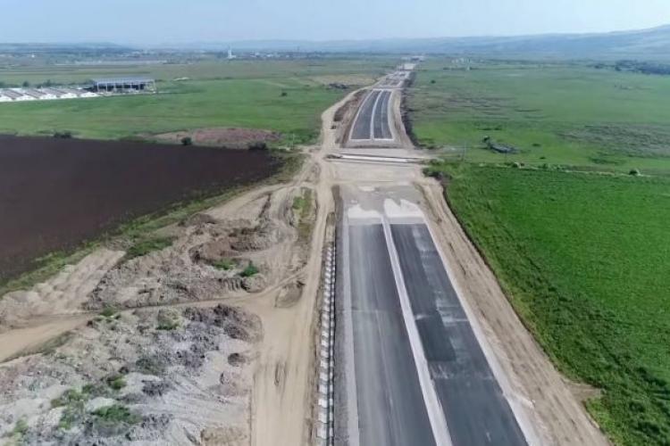 Contractul pentru lotul 2 al Autostrăzii Sebeş-Turda nu va mai fi REZILIAT