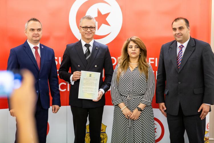 Consulatul Onorific al Republicii Tunisiene a fost lansat oficial la Cluj-Napoca. Decebal Cotoc a fost numit consul onorific