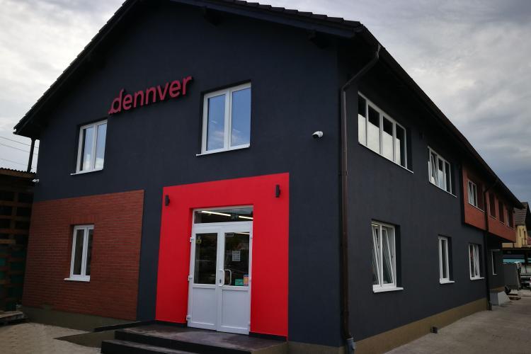Celebrul brand clujean Dennver se reinventează, după 25 de ani! Se extinde magazinul din Florești, cu oferte speciale pentru clienți FOTO