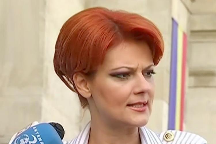 Olguța Vasilescu îl acuză pe Emil Boc că a aruncat 4 miliarde de euro pe geam, banii clujenilor