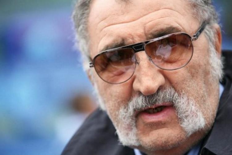Ion Ţiriac, ales preşedinte al Federaţiei Române de Tenis