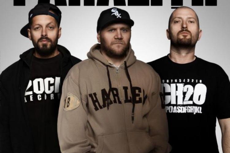 Polițiștii vor să îi dea în judecată pe rapperii de la Paraziții, din cauza unui cântec: Au înjurat toți polițiștii din țară