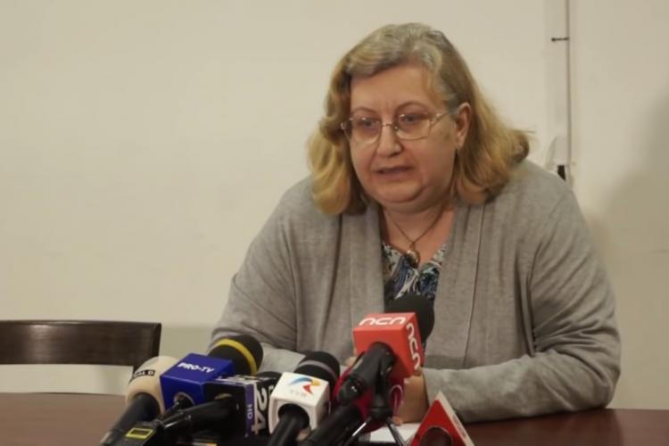 Profesorul Florin Stamatian o susține pe șefa UPU, Adela Golea, condamnată la închisoare