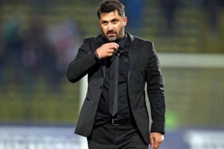 Claudiu Niculescu: U Cluj a pierdut calificarea pe mana ei