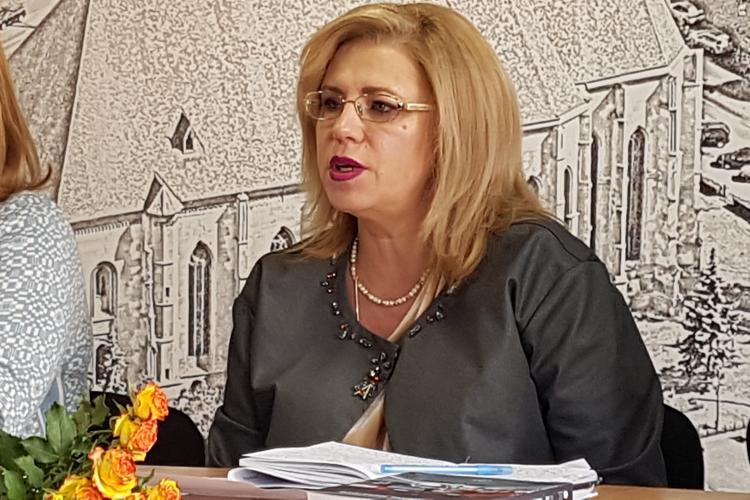 Corina Crețu o contrazice pe Dăncilă: Puteam avea un Spital Regional de Urgență, dacă se dorea