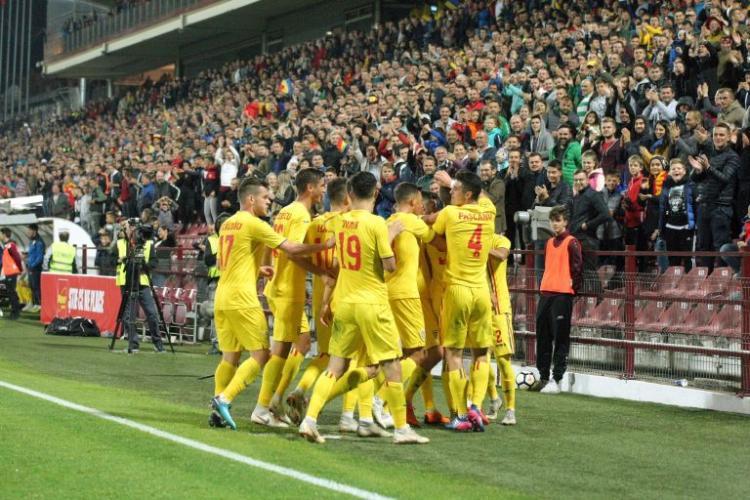 România s-a calificat în semifinalele EURO 2019 U21. Tricolorii joacă împotriva Germaniei