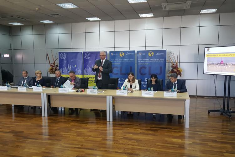 Sabotaj sau prostie la Aeroportul Cluj! CA -ul nu vrea să cumpere 2 autospeciale de pompieri cu 98% finanțare europeană