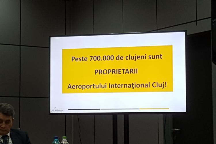 Aeroportul Cluj trimite reclamație la Klaus Iohannis: Sunt favorizate indirect aeroporturile ungurești - VIDEO