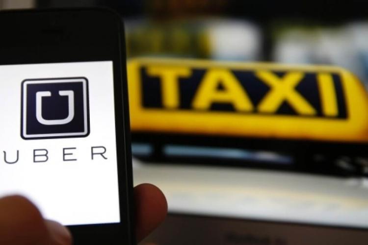 Lovitură pentru taximetriști? Ridesharing-ul, legal în România