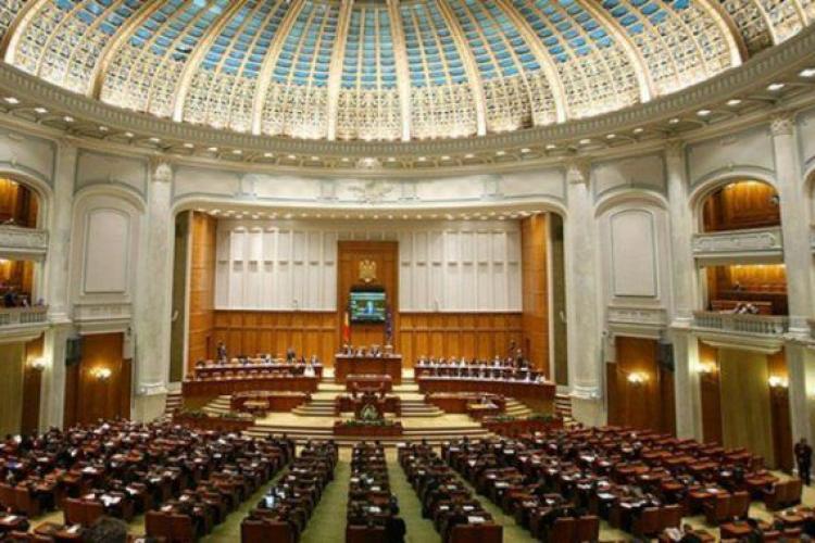 Parlamentul a adoptat Legea Pensiilor