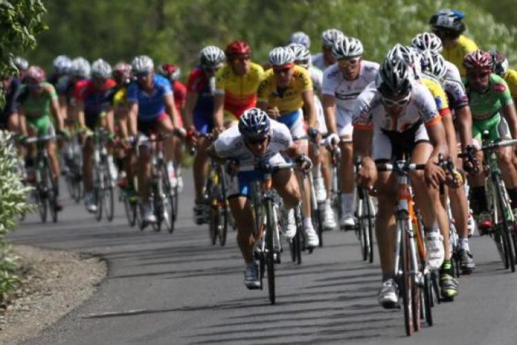 Turul Ciclist trece pe centura Florești - Grigorescu. Se închide traficul