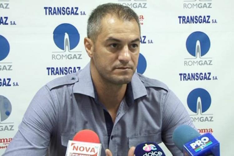 U Cluj va fi antrenată de Cristi Dulca
