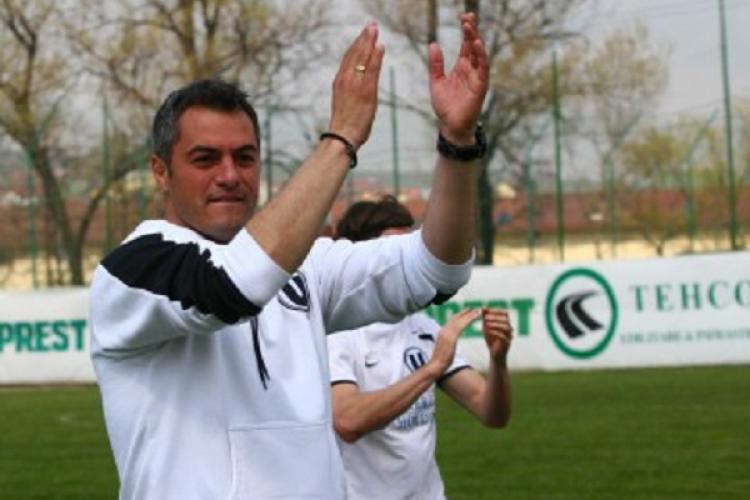 Dulca a semnat cu U Cluj