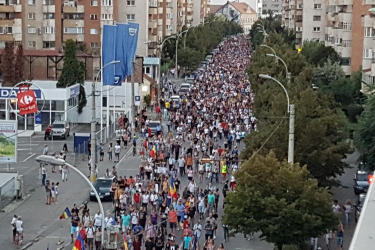 Protest la Cluj în 10 august: Ieșim să cerem pedepsirea vinovaților pentru 10 august 2018