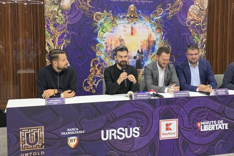 Cum reacționează organizatorii UNTOLD dacă se vor pune manele la festival: Fiecare artist își desfășoară actul după cum consideră