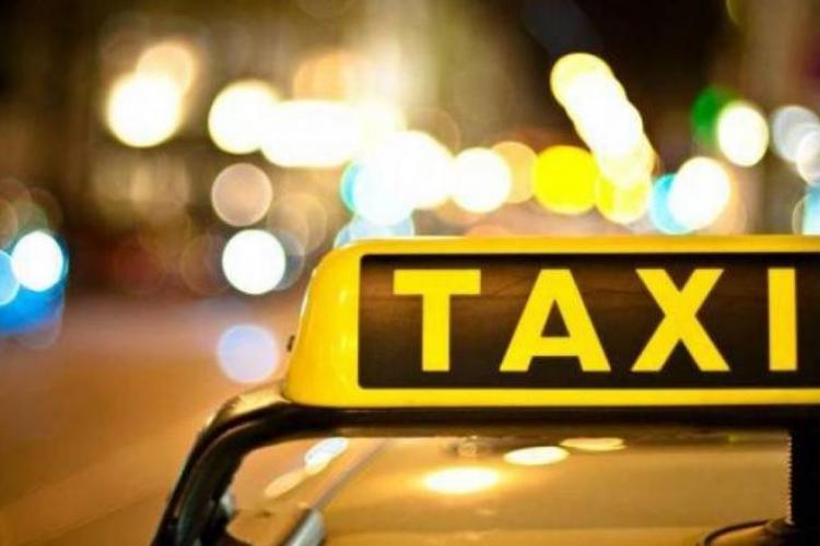 Taximetrist AMENDAT cu 1000 de lei pentru că a refuzat să transporte o persoană