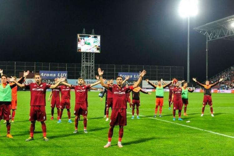 CFR Cluj s-a calificat în turul al treilea al preliminariilor Champions League. Urmează bătălia cu Celtic Glasgow