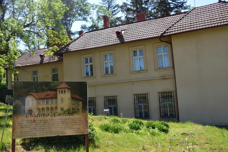 Castelul de la Ciucea revine în proprietatea Consiliului Județean Cluj