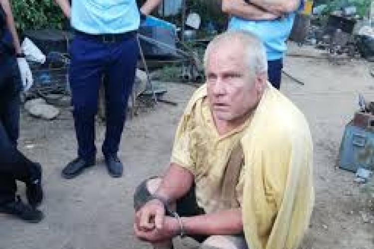 Criminalul de la Caracal a recunoscut că le-a omorât pe ambele fete. Susține că au venit la el pentru relații sexuale