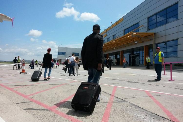 Nou record de pasageri lunar pe Aeroportul Internaţional Cluj