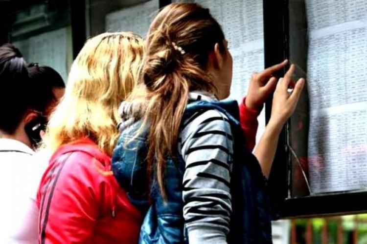 Încă o medie de 10 la Cluj, după afișarea rezultatelor finale ale examenului de Bacalaureat