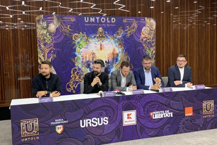 UNTOLD 2019 va avea cea mai mare producție de festival din Europa! Ce surprize au mai dezvăluit organizatorii