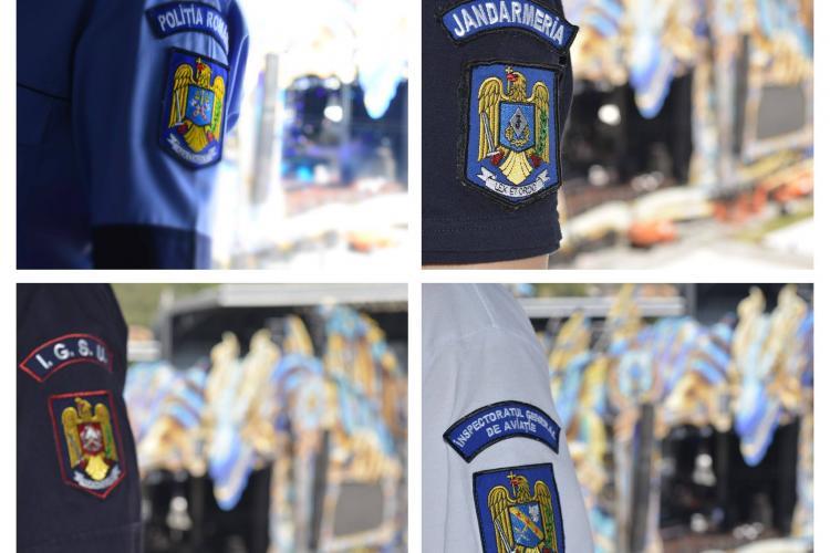Peste 3000 de jandarmi, poliţişti și pompieri prezenți la Untold 2019