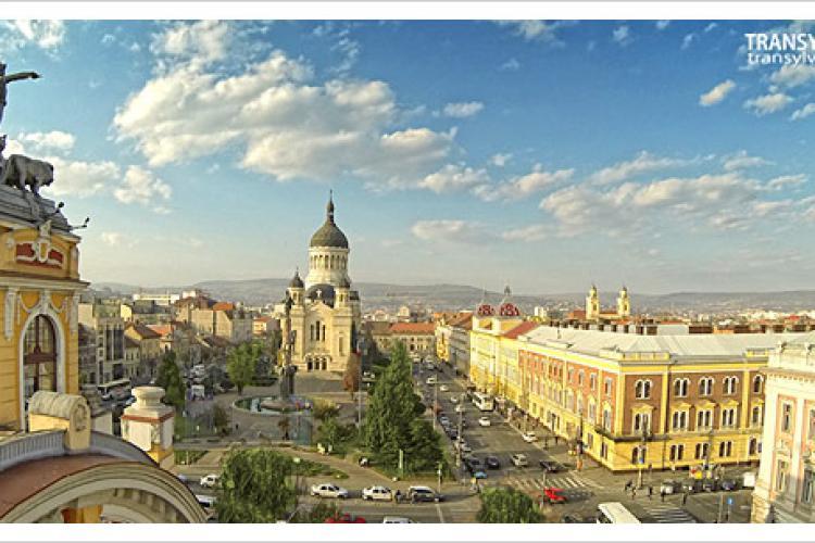 Cluj-Napoca e într-un top CNN cu cele mai frumoase orașe din Europa cu turiști puțini