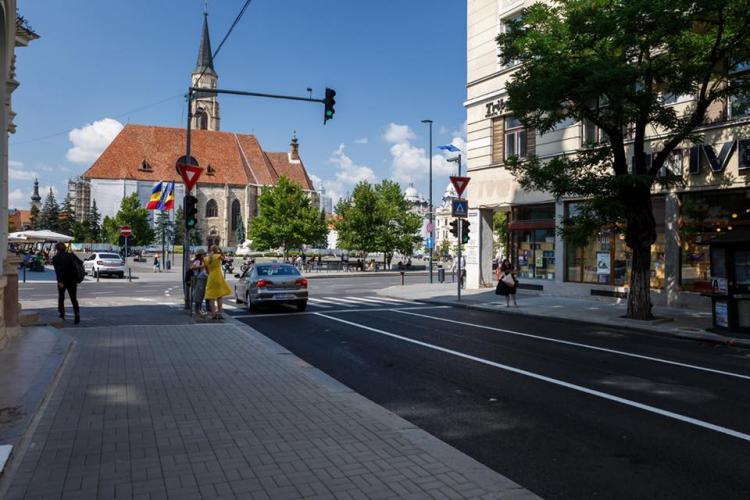 Care este stadiul lucrărilor de modernizare a străzilor din Cluj