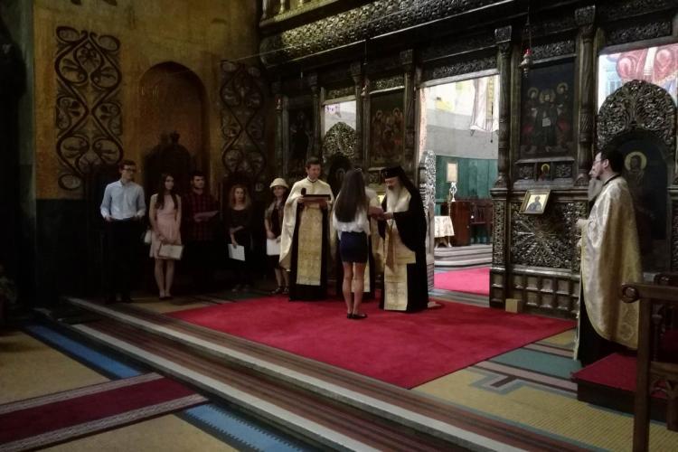 Mitropolitul Andrei va premia cei 17 absolvenți de liceu cu media 10 la Bacalaureat