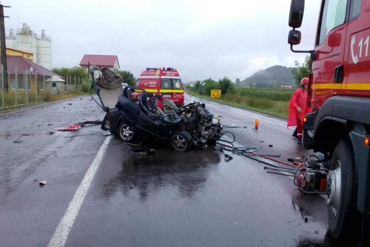 Accident mortal la Căpusu Mare. Cine este victima - FOTO