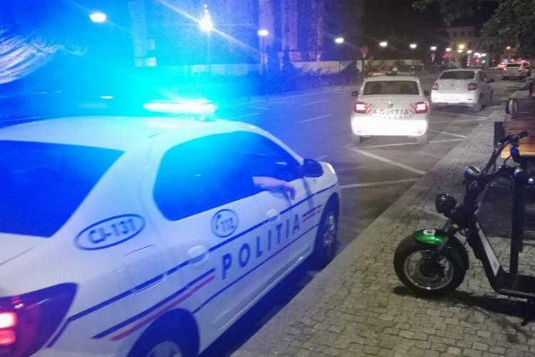 Razie de amploare în toiul nopții la Cluj. Ce nereguli au constatat oamenii legii FOTO